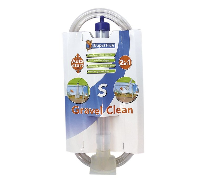 Superfish Gravel Clean - Small