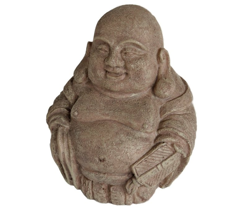 Superfish Zen Deco Laughing Buddha