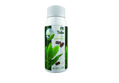 Flora Fe Tabs