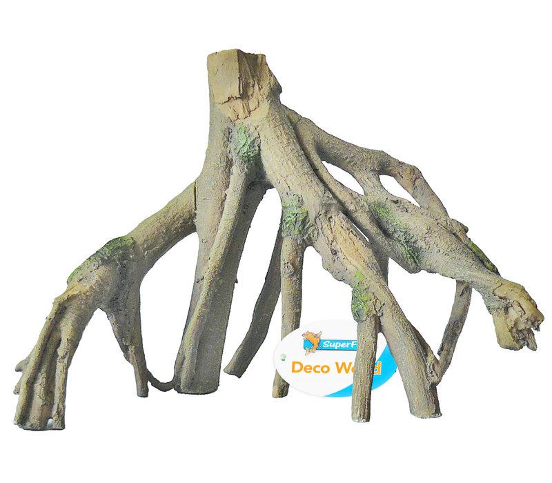 Superfish Mangrove Wortel - Small