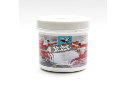 Shrimps Forever Shrimp Delight Mineral Paste