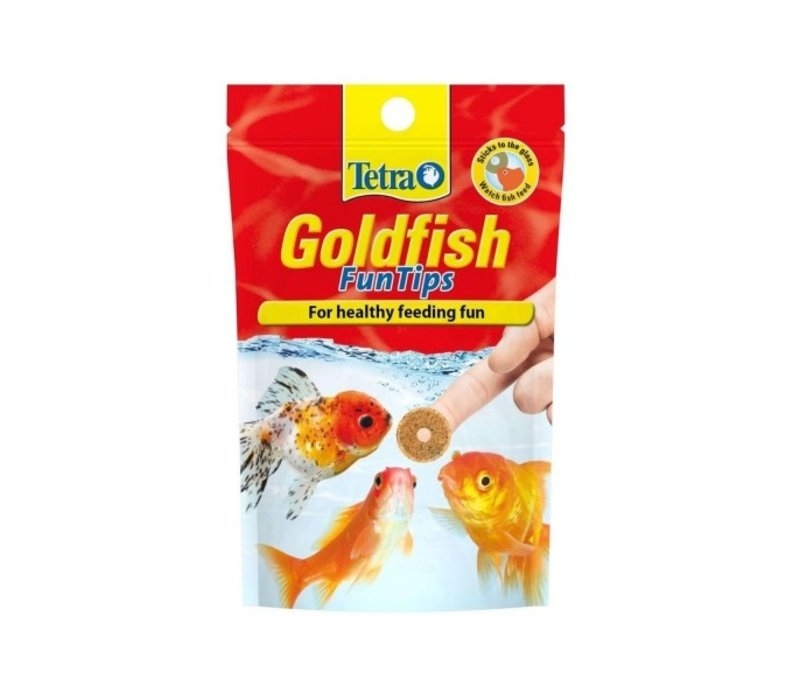 Tetra Goldfish Fun Tips - 20 Tabletten