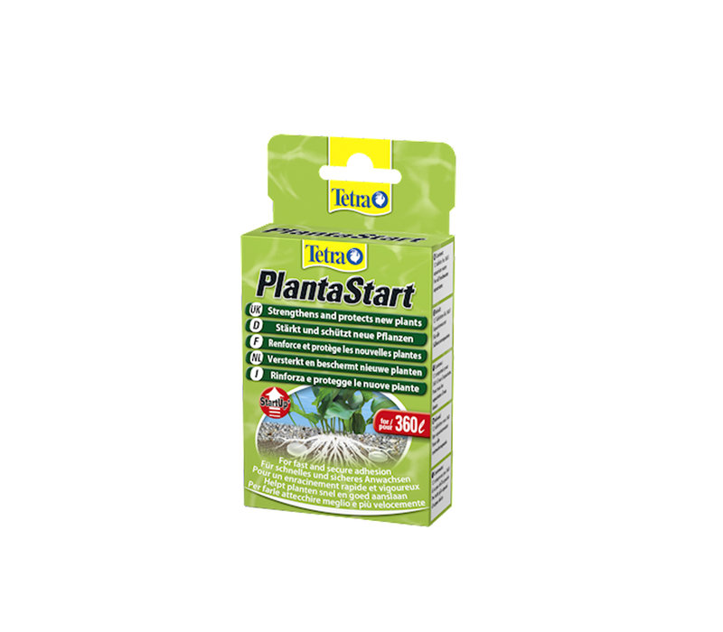 Tetra Plantastart - 12 Tabletten