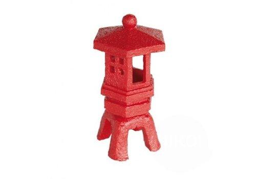 Zen Deco Lantern Red