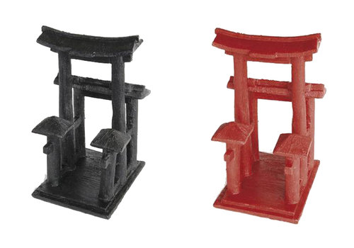 Zen Deco Tempel