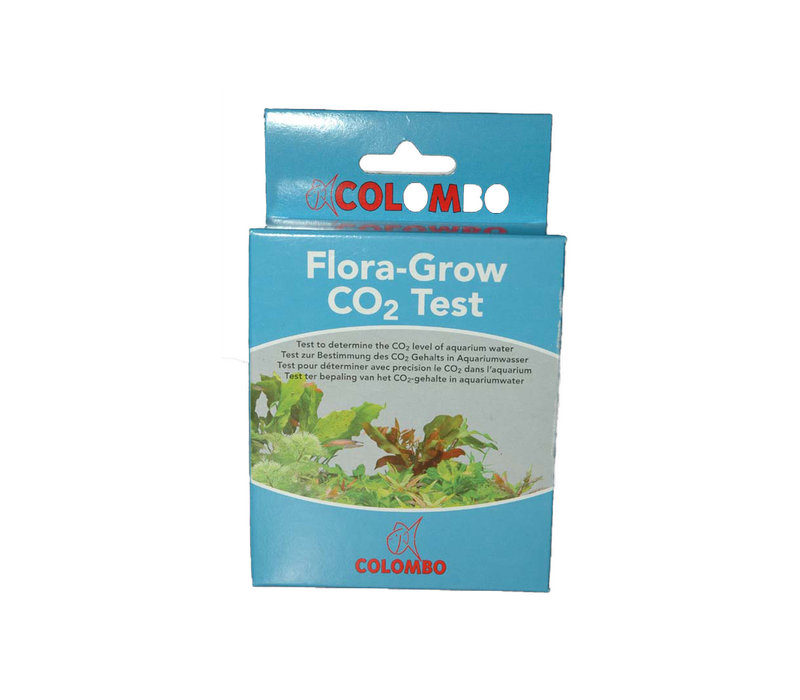 Colombo Flora Grow Co2 Test