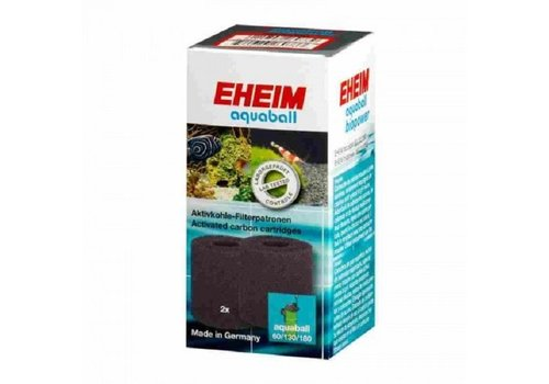 Eheim Aquaball Activated Carbon Cartridges