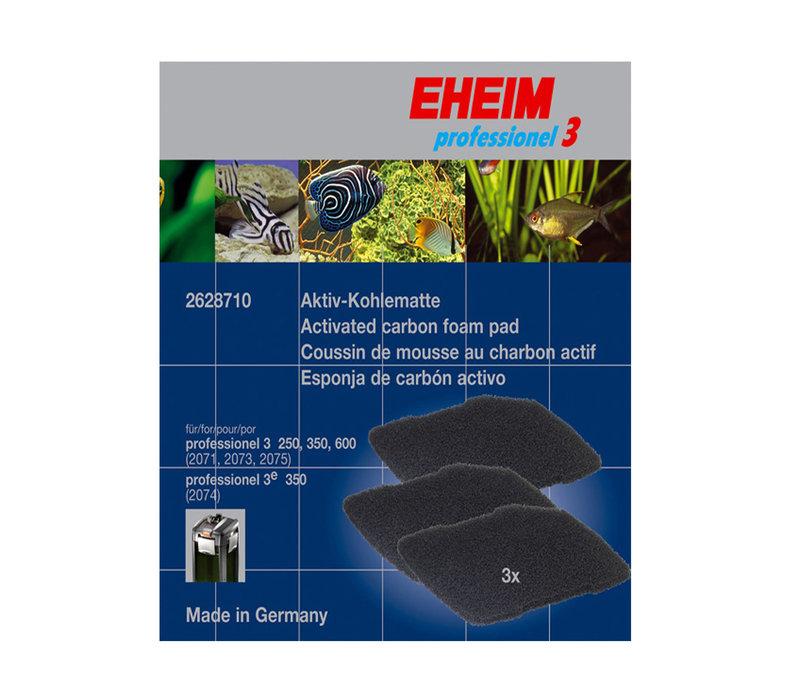 Eheim Professionel 3+ Activated Carbon Foam Pad