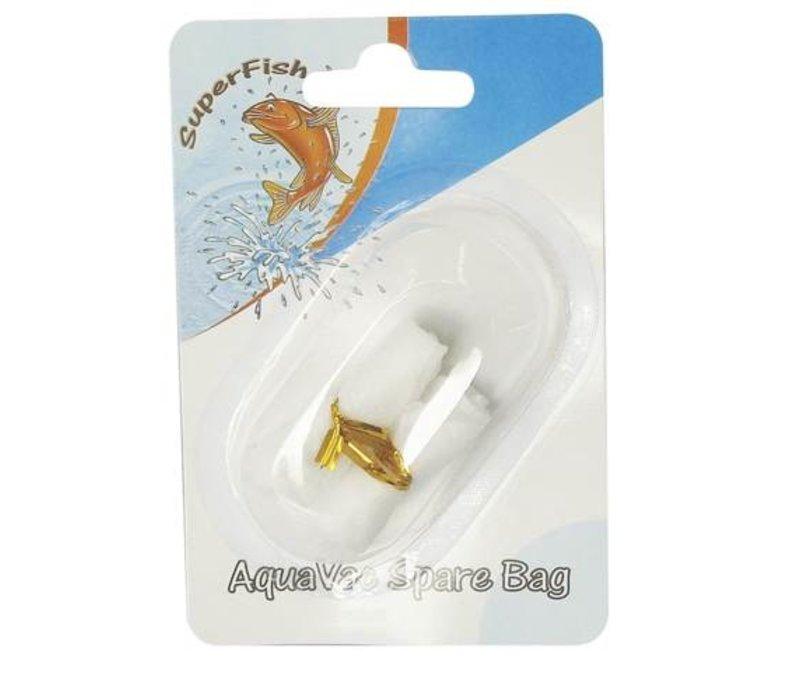 Aquavac Spare Bag - 2 Pieces