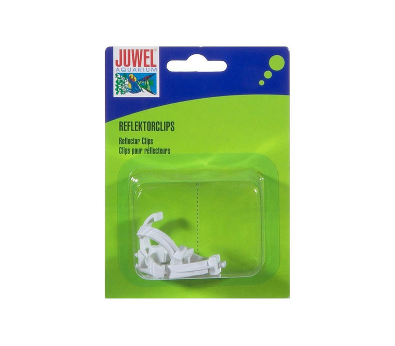 Juwel Reflector Clips T5 - 4 Pieces