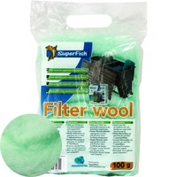Superfish Filterwatten - Groen