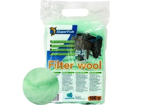 Filterwatten - Groen