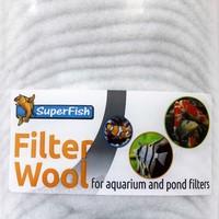 Superfish Filterwatten - Wit