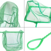 Fish Net Nylon - Green