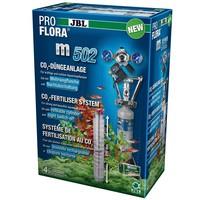 JBL ProFlora m502 - Hervulbaar Co2 Systeem met Magneetventiel