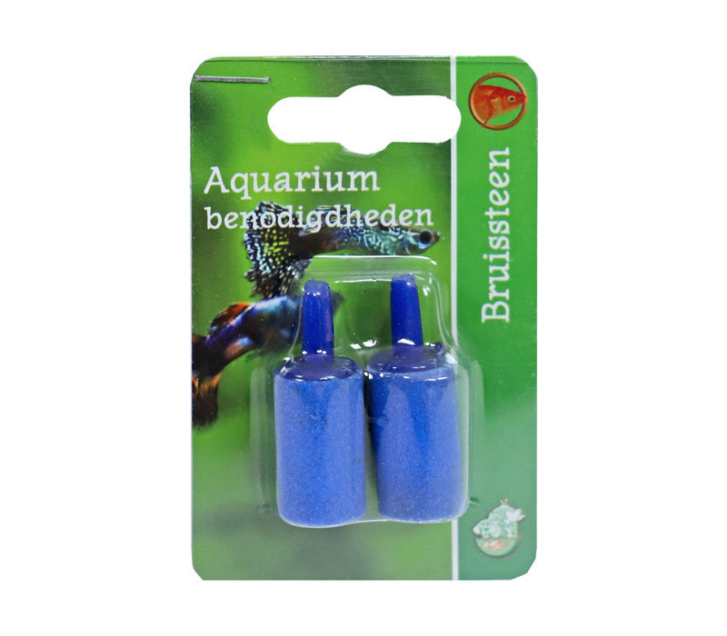 Air Stone Cylinder - 2 Pieces