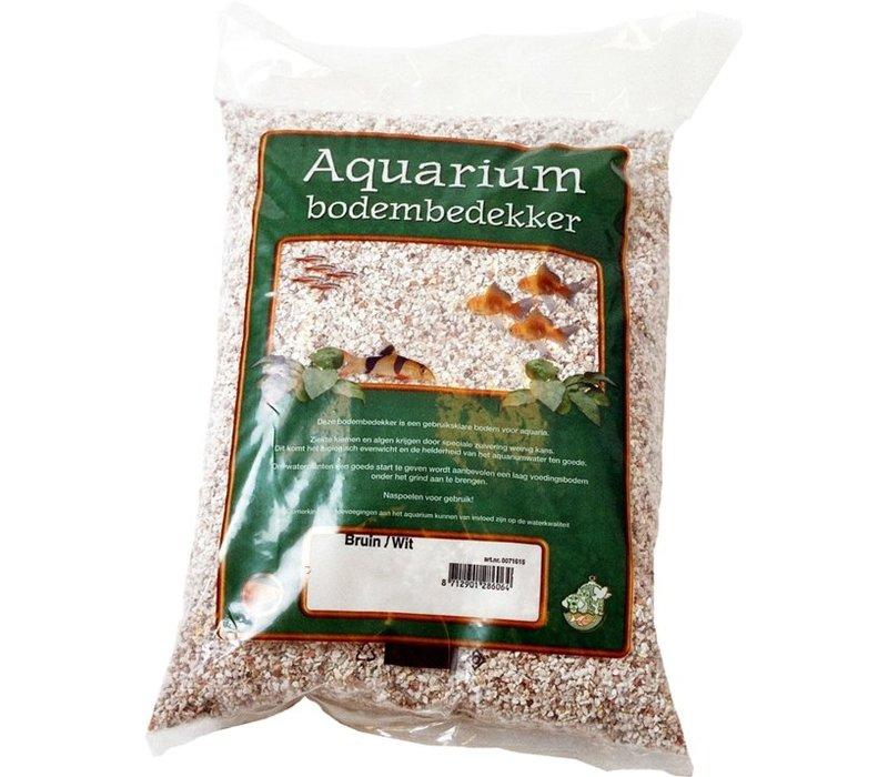 Grind Bruin/Wit - 8 kg