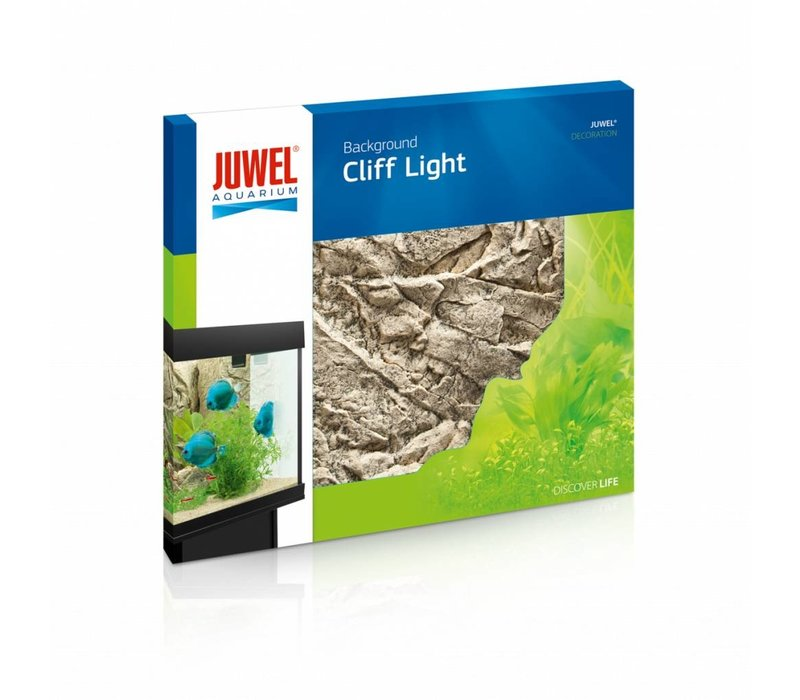 Juwel Achterwand Cliff - Light (60x55cm)