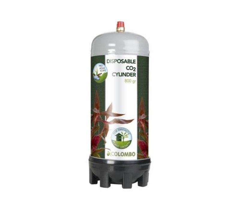 Colombo Wegwerp Co2 fles (800 gram)