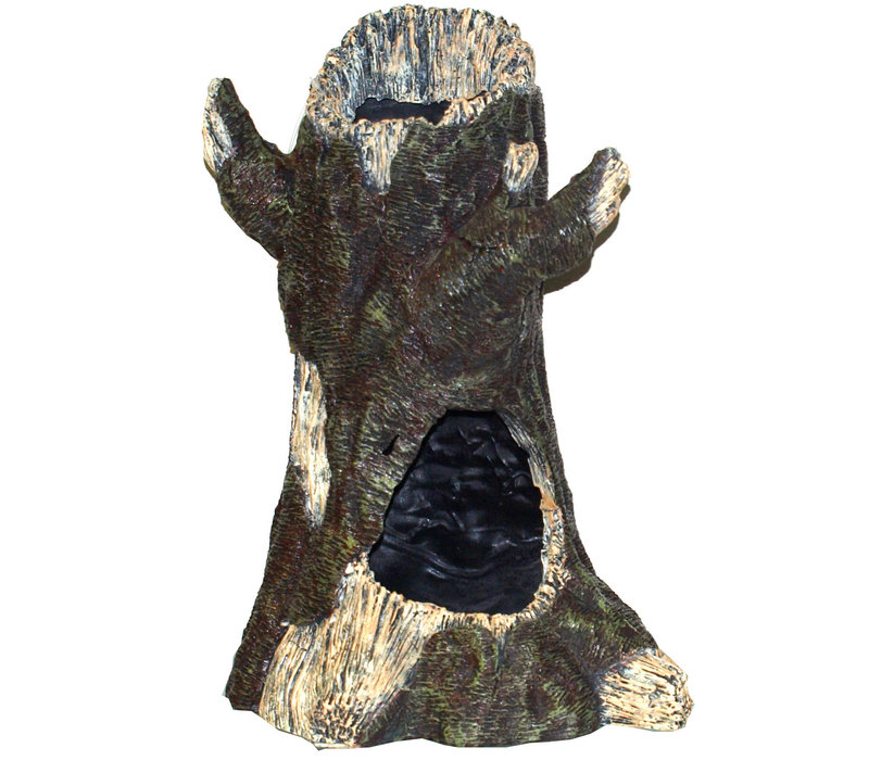 Tree Trunk With Hole (36cm High)