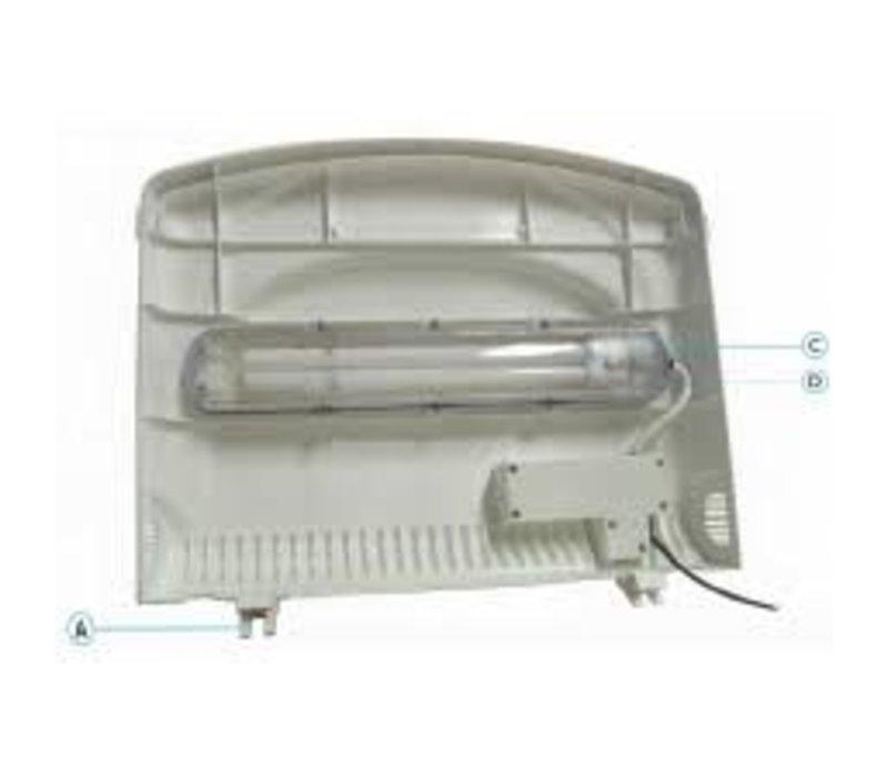 Superfish Aqua 20/30 Plastic Lamp Beschermer