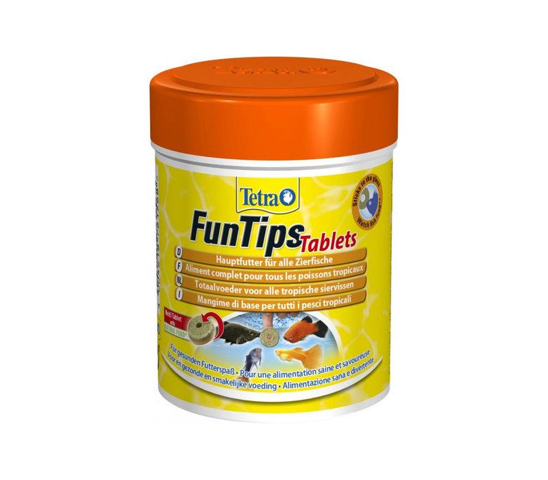 Tetra Fun Tips - 165 Tabletten