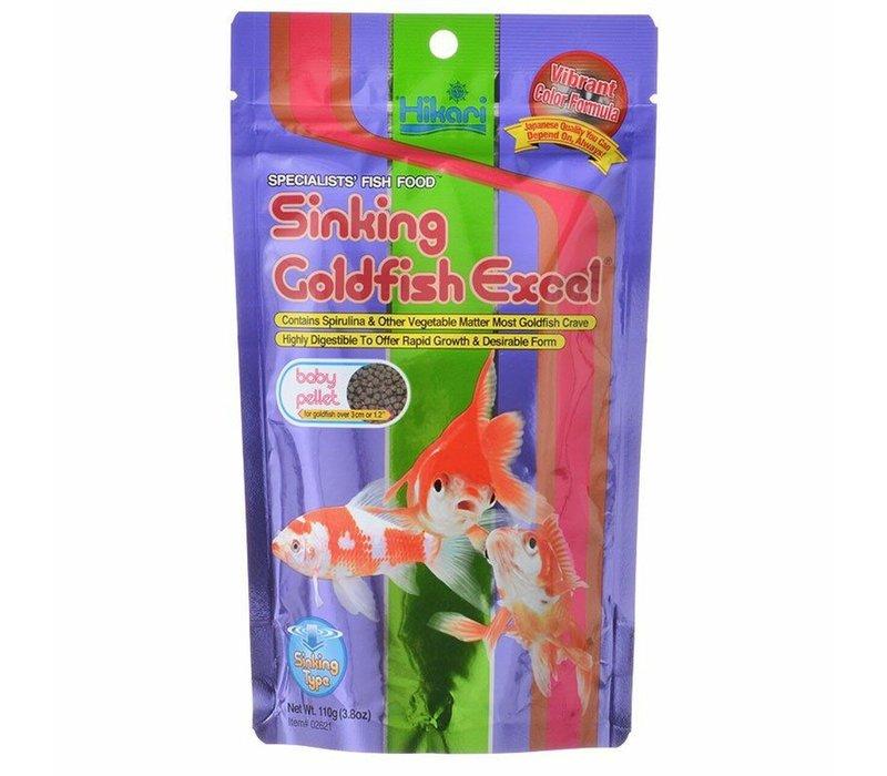 Hikari Goldfish Excel Baby