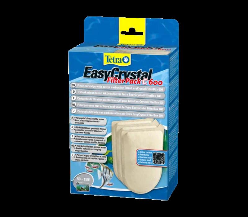 Tetra Easy Crystal Koolpack 600
