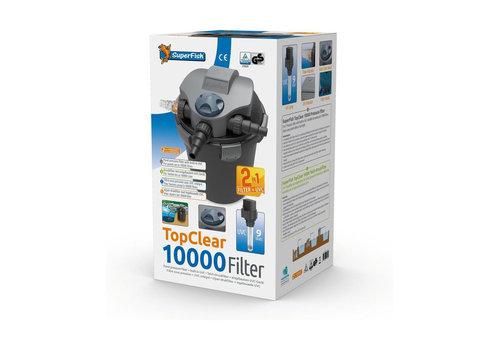 Topclear 10000 Uvc - 9 Watt