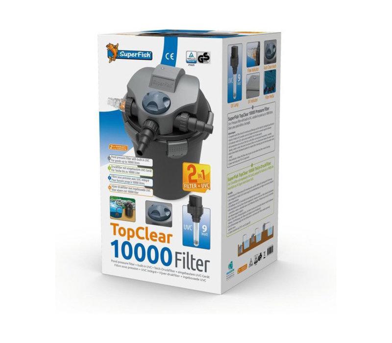 Superfish Topclear 10000 Uvc - 9 Watt