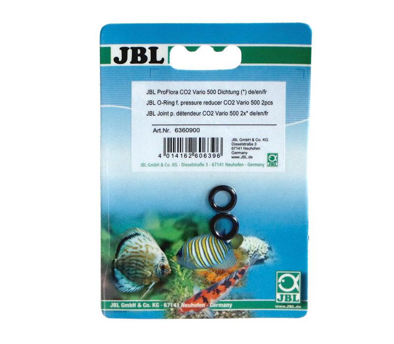 JBL ProFlora CO2 Vario 500 Dichting Ring - 2 Stuks