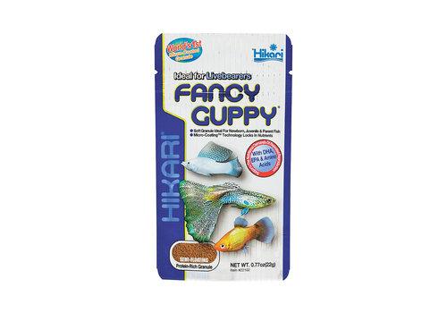 Fancy Guppy Food