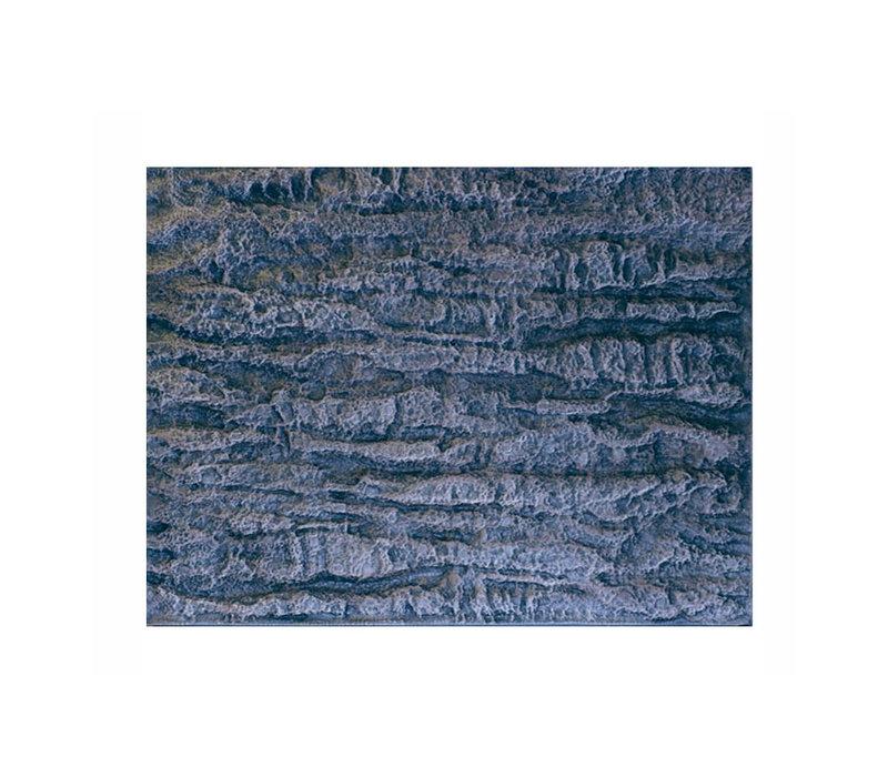Aqua Foam Background Rock - Grijs (60x45x3 cm)