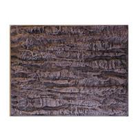 Aqua Foam Background Rock - Brown (60x45x3 cm)