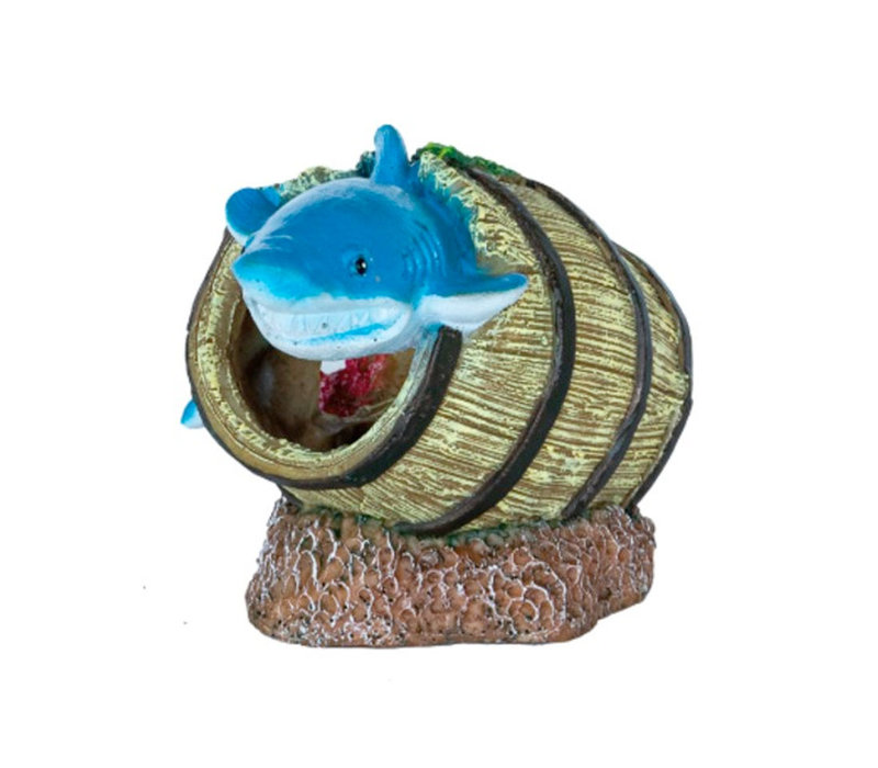 Superfish Deco Barrel Haai