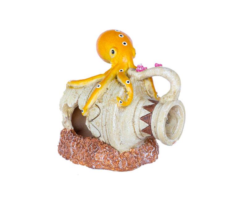 Superfish Deco Jar Octopus