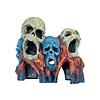 Superfish Deco Tiki Skull