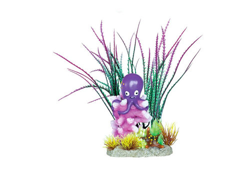 Deco Garden Octopus