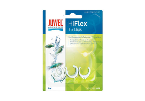 Juwel Hiflex Clips T5
