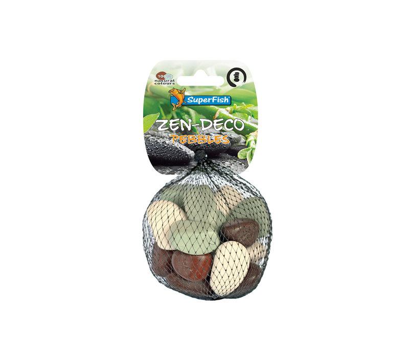 Zen Pebble - Mix (Small 15 Stuks)