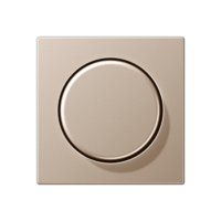 dimmerknop draaidimmer A-range champagne (A 1540 CH)