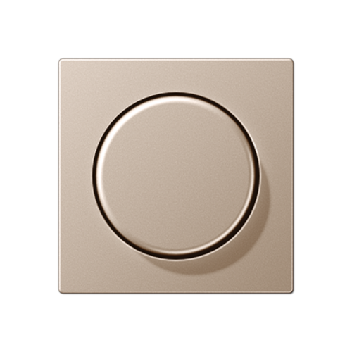 JUNG dimmerknop draaidimmer A-range champagne (A 1540 CH)
