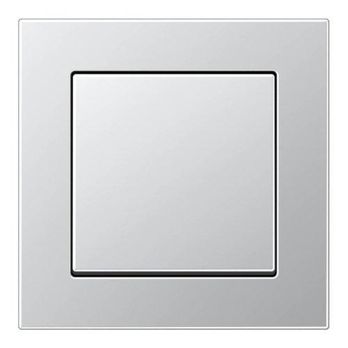 JUNG A 550 aluminium look