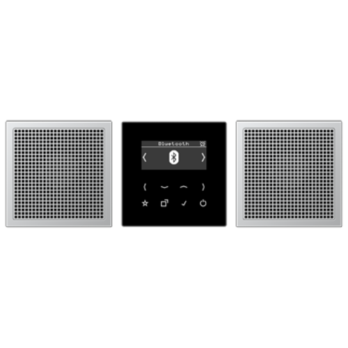 JUNG smart radio stereo set met DAB en Bluetooth (DAB AL2 BT)