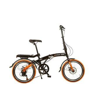 XX-6 Folding bike