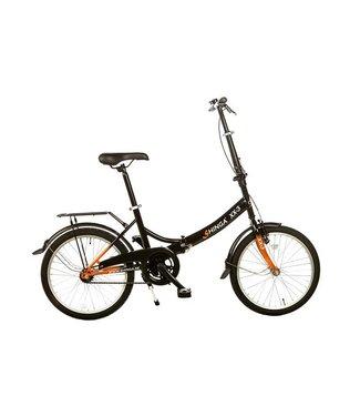 XX-3 folding bike