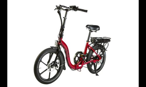 20inch electric folding bikes