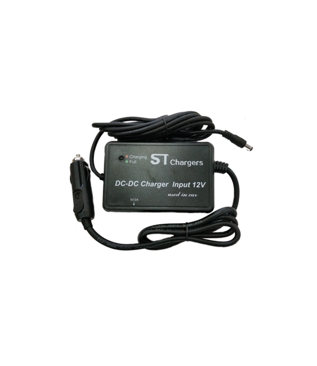 12V Acculader Scamper/Ambling ST Chargers