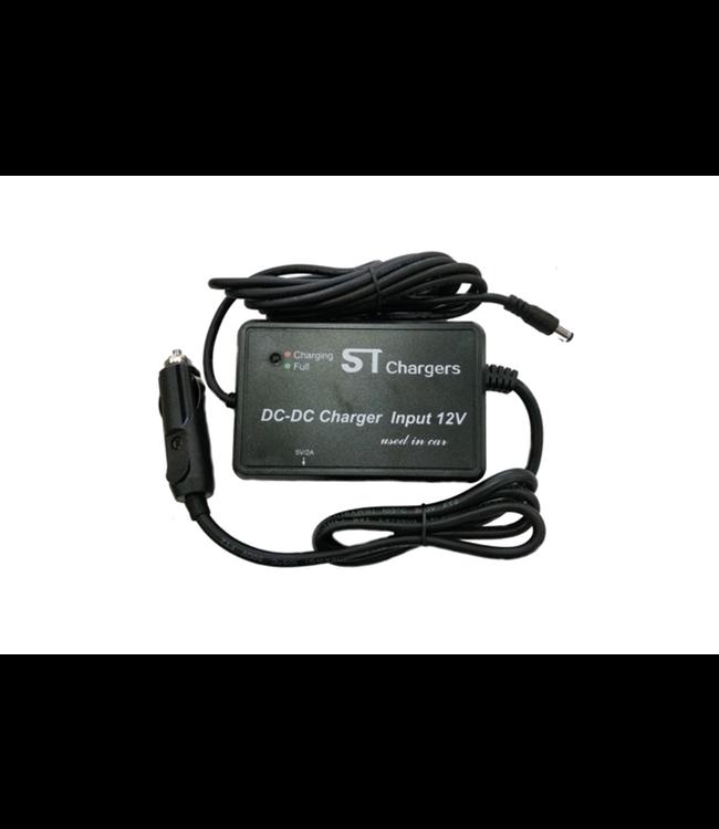 Chargeur de batterie de vélo 12V Scamper / Ambling