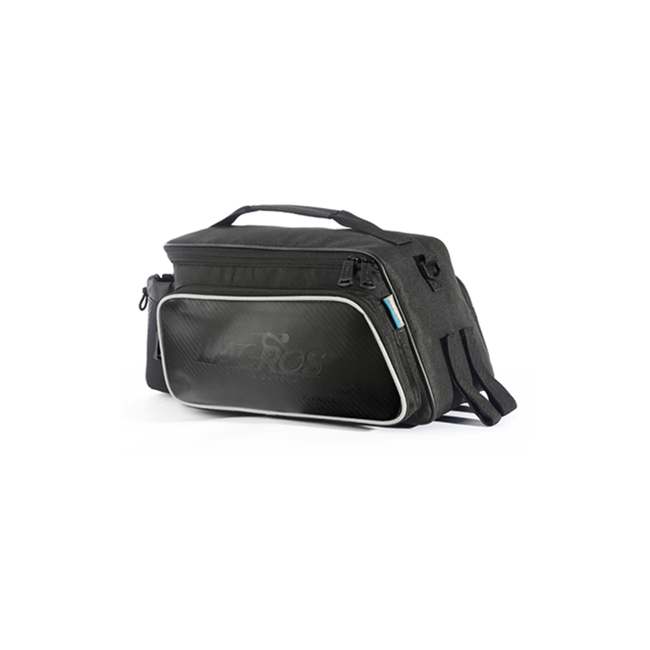 Lacros 10L Topbag for on top of the luggage carrier